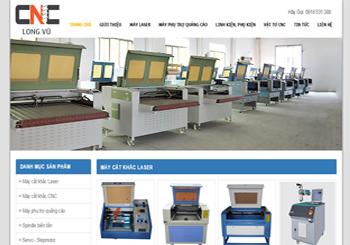Công ty TNHH Thương mại và Dịch vụ CNC Long Vũ
