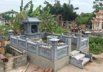 Lăng mộ đá, lăng mộ đá đẹp, khu lăng mộ đá đẹp, chế tác lăng mộ đá tại đá mỹ nghệ Anh Quân 0915.895.699