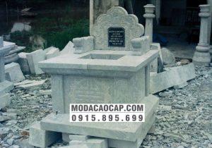Mo banh da-Mộ bành đá đẹp