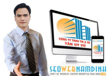 Thiết kế web tại Nam Định, Thiết kế website tại Nam Định