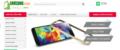 Thiết kế website bán phụ kiện điện thoại