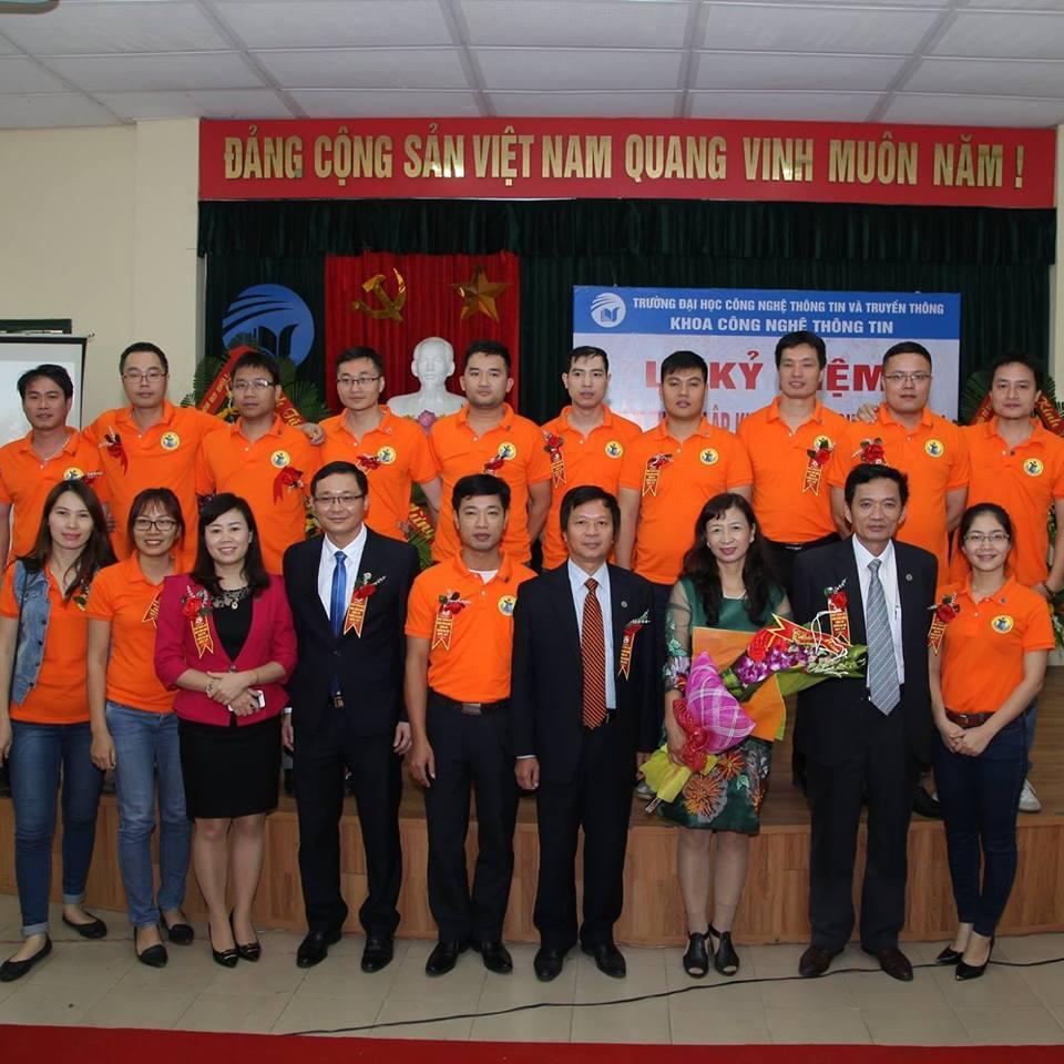 Tot nghiep Dai hoc Cong nghe Thong Tin Thai Nguyen