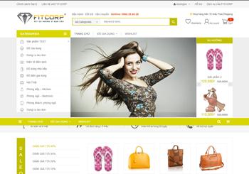 Website bán hàng Lazada