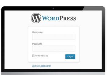 Thiết kế, sửa trang Login trong Wordpress - Thiết kế Web Ninh Bình, SEO web Ninh Bình