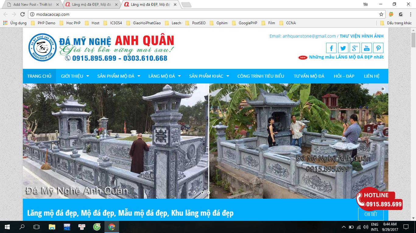 Chay Adwords o Ninh Binh