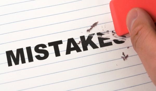 5 sai lầm trong việc xây dựng website mà ai cũng nên tránh