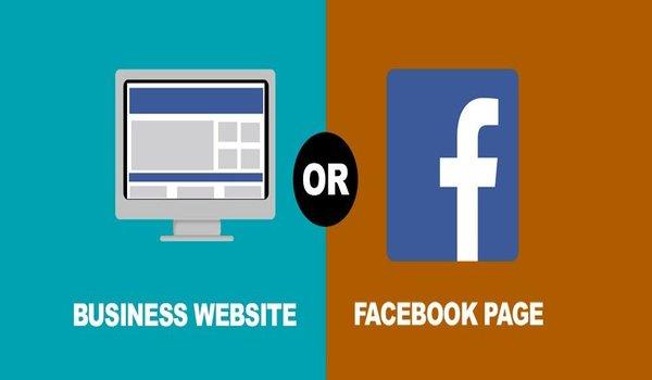 Tại sao bạn nên kinh doanh ở website thay vì facebook