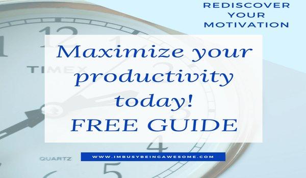 Làm thế nào để cải thiện năng suất làm việc trong một ngày