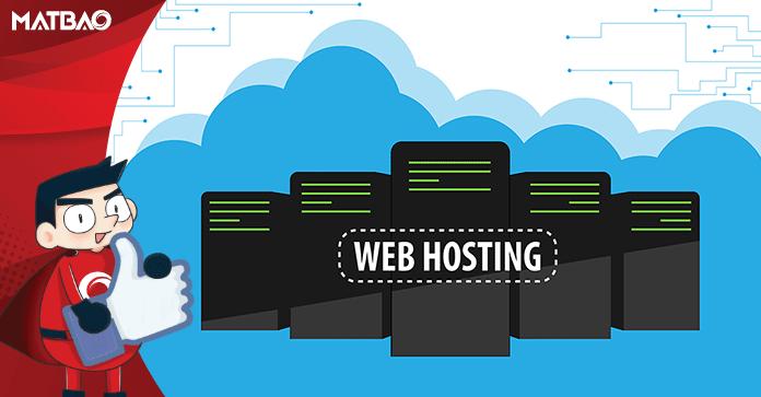 5 loại hosting thông dụng nhất hiện nay