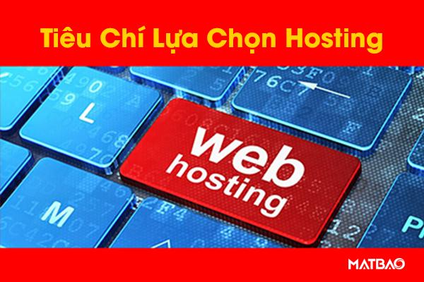 7 tiêu chí chọn hosting cho wordpress tốt nhất