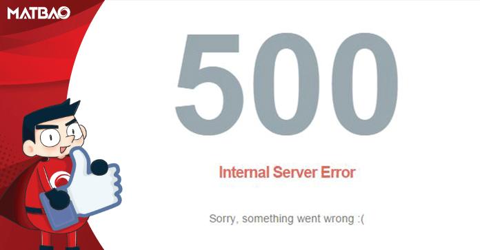 Tìm hiểu về lỗi error 500 và trắng trang trong WordPress