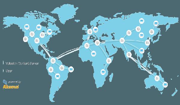 Tìm Hiểu Về CDN (Content Delivery Network) Từ A đến Z (Phần 1)