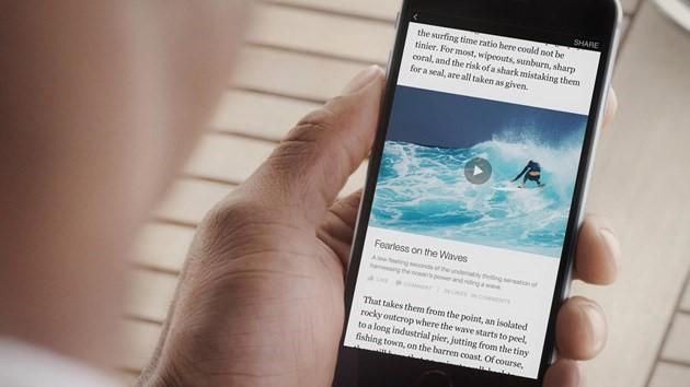 Phát triển và cải thiện hiện diện trực tuyến: Thêm video để tăng tác động