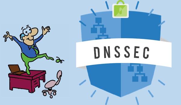 An toàn khi online với công nghệ bảo mật DNSSEC