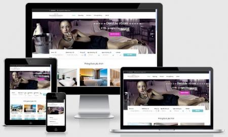 Thiết kế Website Nhà hàng, Khách sạn tại Sóc Trăng