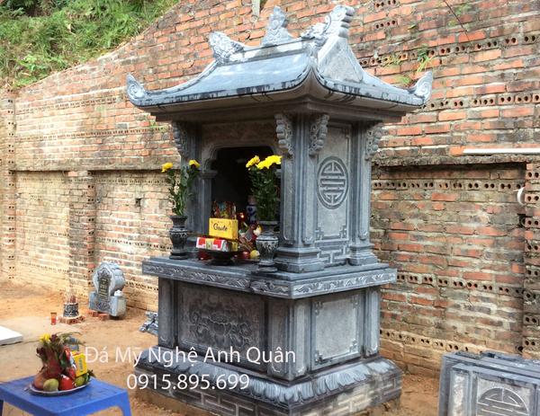 Mẫu Mộ đá ĐẸP Anh Quân tại tại Hà Tĩnh