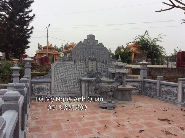 Mẫu Mộ đá ĐẸP Anh Quân tại tại Đà Nẵng