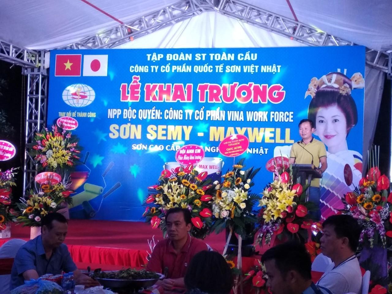 Sơn Việt Nhật - Đại lý cung cấp, phân phối Sơn Việt Nhật tại nhà Chị Mơ ở Sơn La