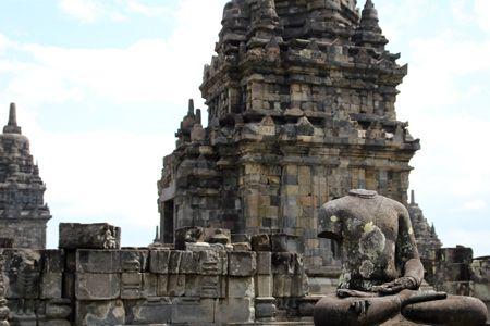 Campuchia: Các nhà khảo cổ tìm thấy tượng Phật quý hiếm ở Angkor Wat