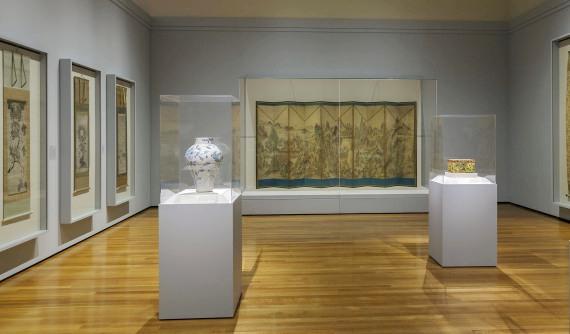 Triển lãm nghệ thuật Phật giáo Hàn Quốc tại Mỹ