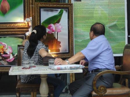 TP.HCM: Đời sen 11 tại PetroVietnam Tower
