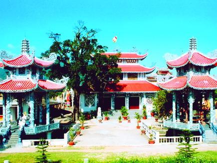 Ngôi cổ tự Phước An Tân Thái hơn 260 năm hình thành và phát triển
