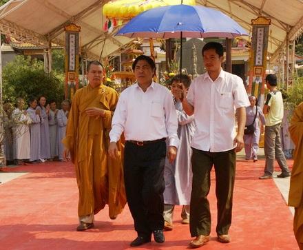 Đà Nẵng: Khởi công Xây dựng chùa Ngọc Thạch Quan Thế Âm - Q. Ngũ Hành Sơn