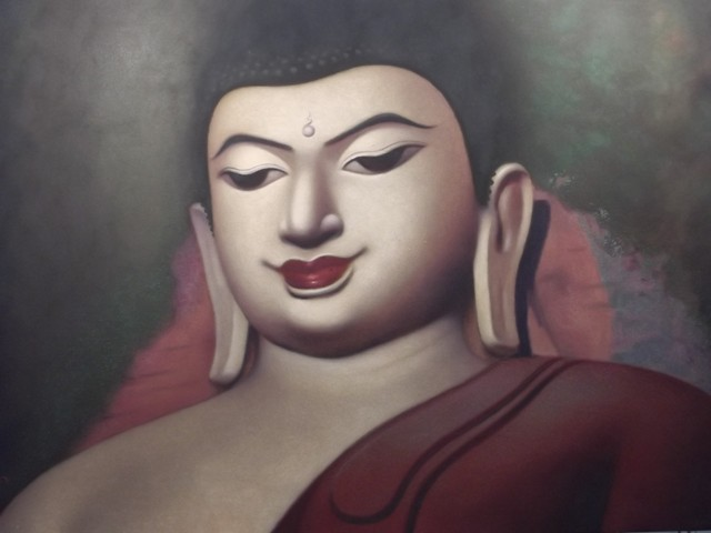 """""""Đức Phật vô thượng"""""""
