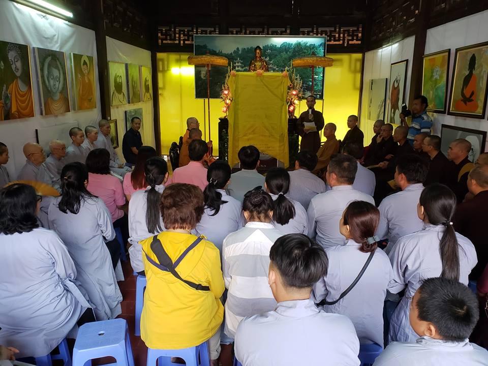 Triển lãm mỹ thuật Phật giáo tại Nha Trang