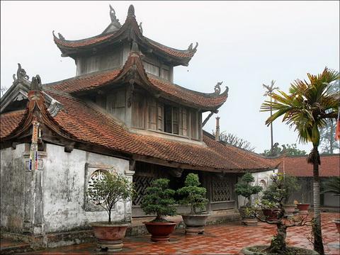 18 tỷ đồng tôn tạo chùa Bút Tháp