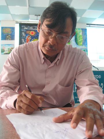 Người giữ hồn kiến trúc Khmer Nam Bộ