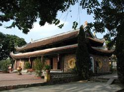 Chùa Kim Liên: Nguyên vẹn nét kiến trúc cổ xưa