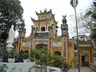 Kiến trúc độc đáo của chùa Hưng Ký