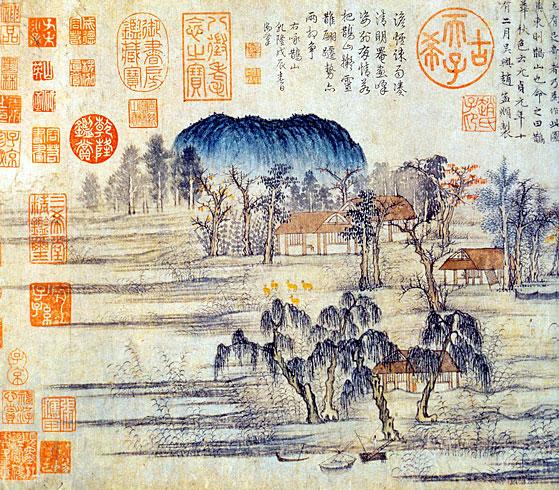 Nghệ thuật hội họa Trung Quốc - Phần cuối