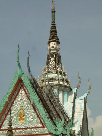 Kiến trúc chùa Khmer