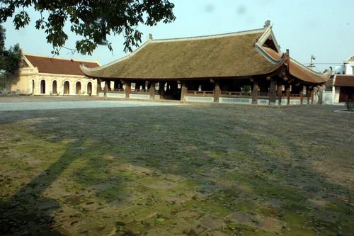 Ngắm mái đình được nhận giải thưởng đặc biệt về kiến trúc của Châu Á