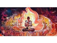 Triển lãm mỹ thuật Phật giáo xưa & nay