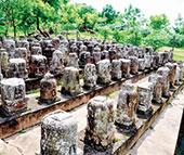 Ấn Độ: Công tác bảo tồn tháp Ratnagiri bị xao lãng