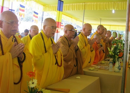 Huế: Niệm Phật đường An Bằng khánh thành tượng đài Quán Thế Âm