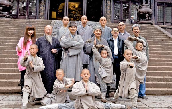 Sợ hỏng chùa Thiếu Lâm, bỏ 1,5 triệu đô xây chùa nhái