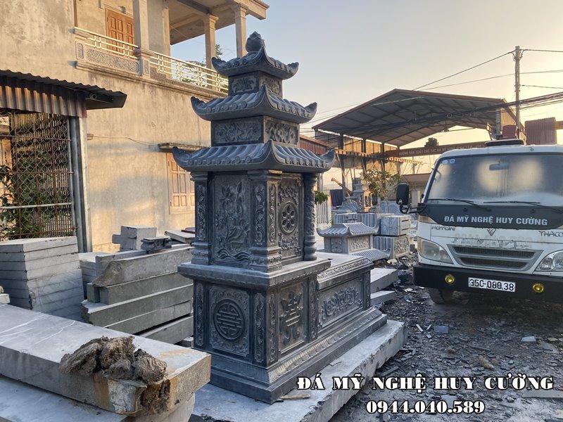 Gia cong Mo da xanh 3 mai tai Xuong che tac