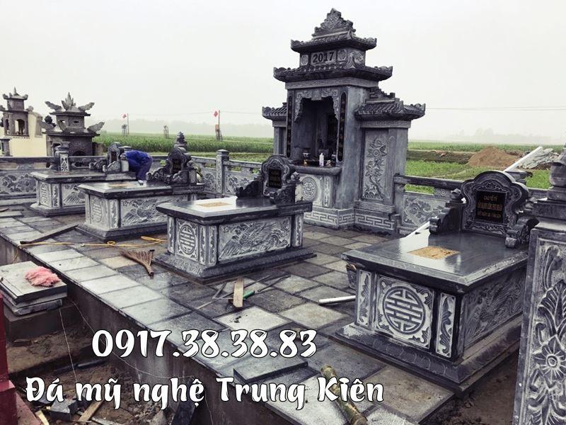 Khu Lang mo da Tam Son DEP Trung Kien