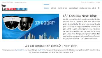 Lắp camera Ninh Bình