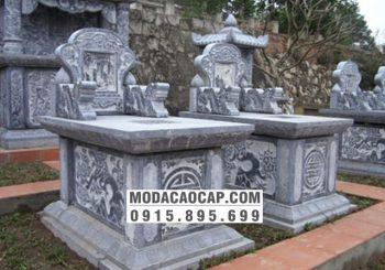 Mo banh da-3 mẫu mộ bành đá đẹp nhất tại Ninh Bình