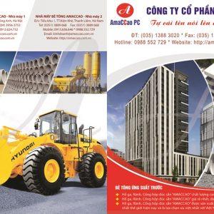 Bìa Catalog đẹp, mẫu bìa catalog đẹp, Thiết kế Catalogue công ty