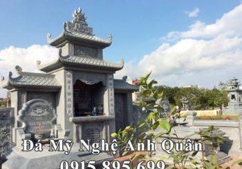 Lang mo dep cua nghe nhan tre Anh Quan Ninh Van Hoa Lu Ninh Binh
