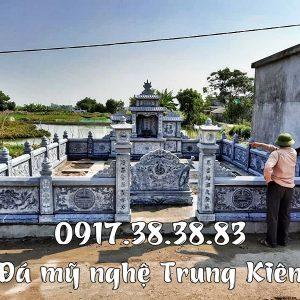 Khuon vien khu lang mo da DEP Trung Kien nam 2020